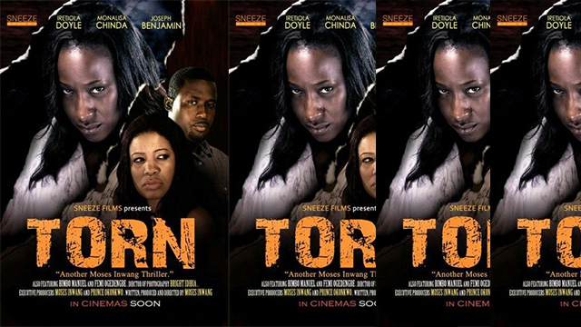 100 Word Movie Review: Torn marries creativity with