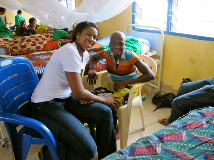 Stephanie Linus' Extended Hands Foundation VVF Project004