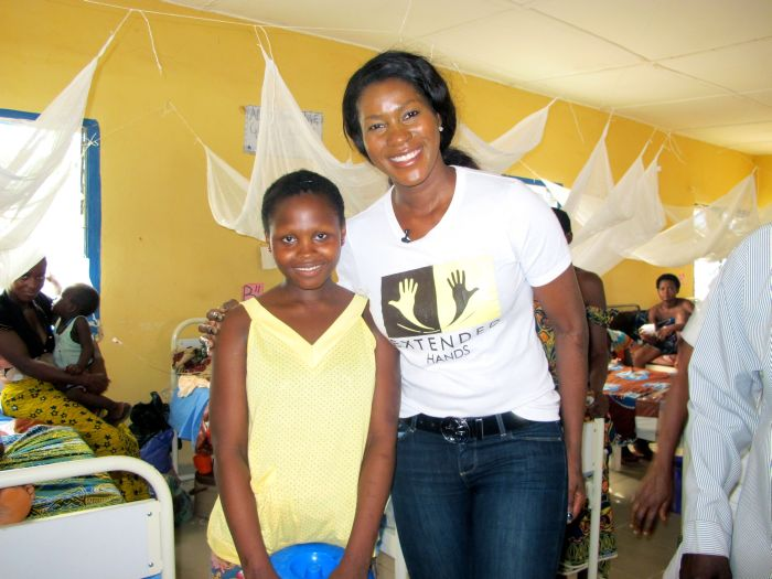 Stephanie Linus' Extended Hands Foundation VVF Project007