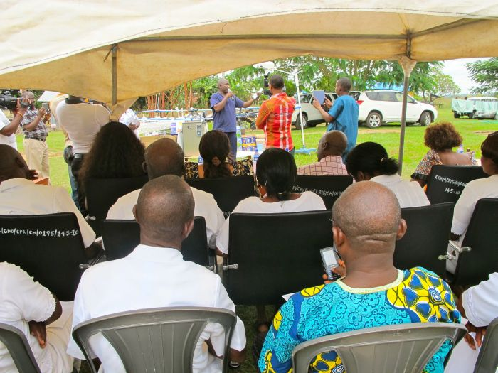 Stephanie Linus' Extended Hands Foundation VVF Project010