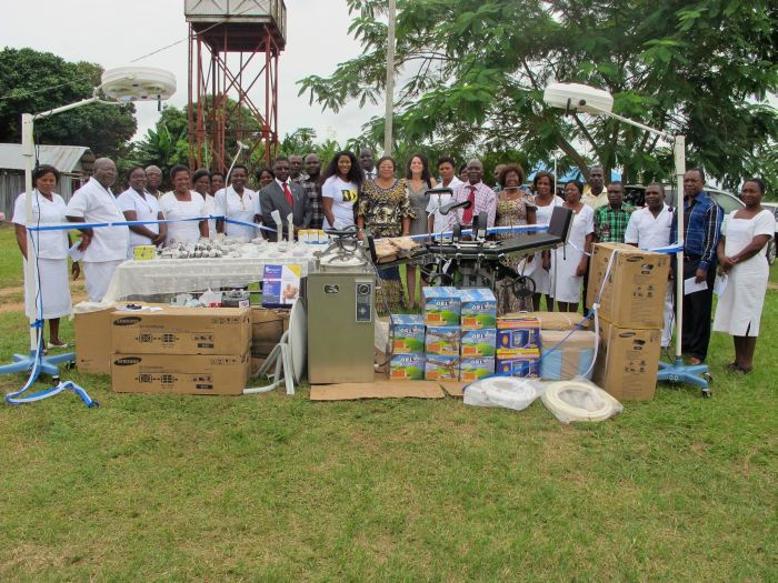 Stephanie Linus' Extended Hands Foundation VVF Project015