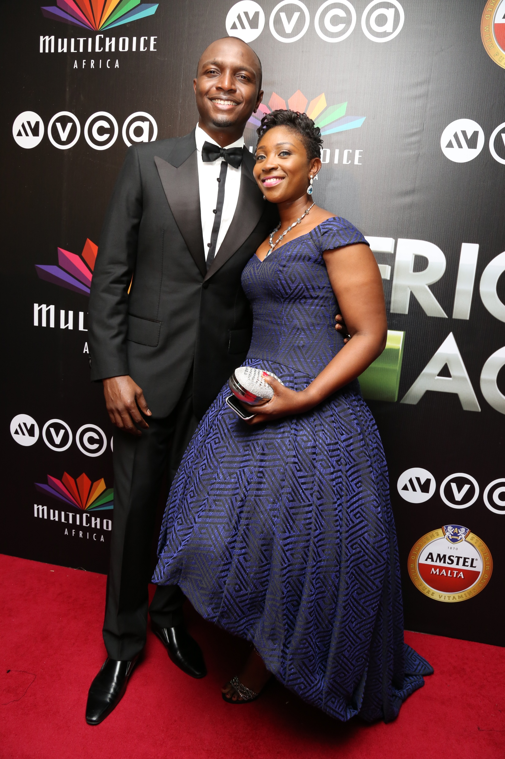 IK Osakioduwa and wife