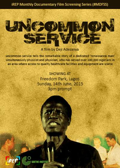 iREP Monthly Documentary Film Screening Series June 2015