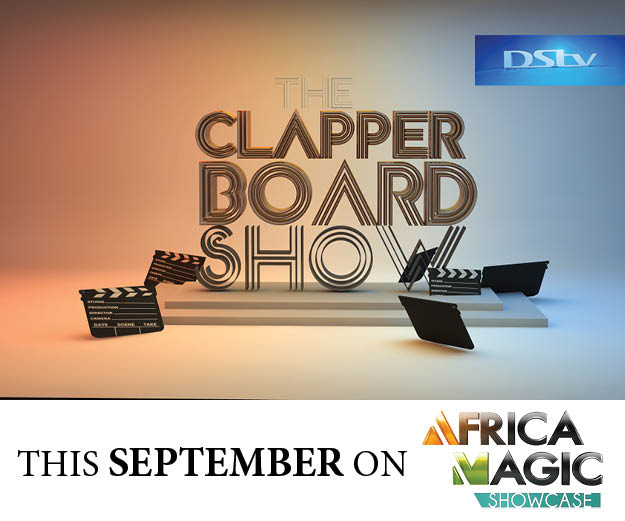 Clapperboard-Show This September Advert