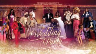 The Wedding Party Nolly Silver Screen